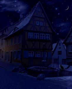 Winternacht © Mel M.