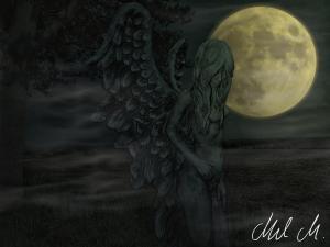Guardian Angel ©️Mel M.