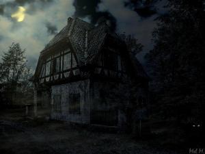 Das alte Forsthaus im Arnsberger Wald...© Mel M.