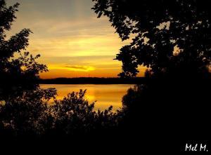 After Sunset III © Mel M.