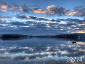 Wintermorgen © Mel M.